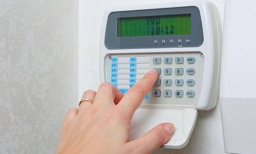 Системы контроля управления доступом