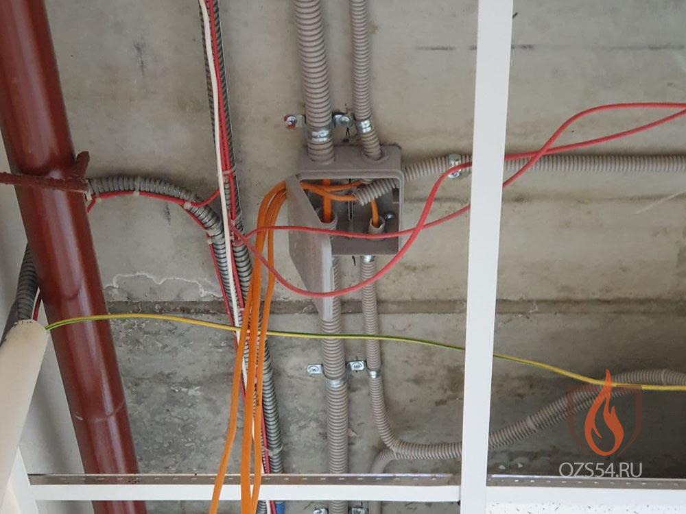 Монтаж и обслуживание пожарной сигнализации